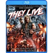 THEY LIVE-COLLECTORS EDITION (BLU RAY)