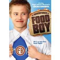 ADVENTURES OF FOOD BOY (DVD)-NLA