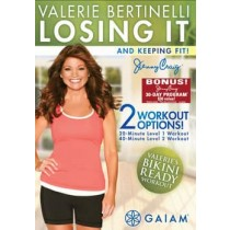 Valerie Bertinell: Losing It & Keeping Fit