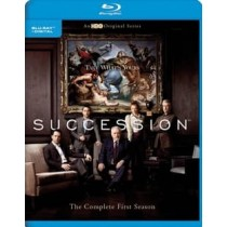 SUCCESSION-SEASON 1 (BLU-RAY DIGITAL HD O-SLEEVE)