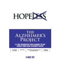ALZHEIMERS PROJECT (DVD 3 DISC)