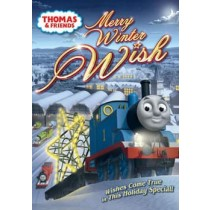 THOMAS & FRIENDS-MERRY WINTER WISH (DVD) (FF EG FREN SPAN 2.0 DOL DIG)