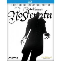 NOSFERATU-REMASTERED EDITION (BLU-RAY/2 DISCS/SILENT/B&W/ENG & GER TITLES)