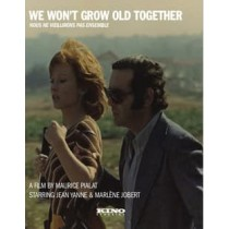 WE WONT GROW OLD TOGETHER (1972 BLU-RAY)