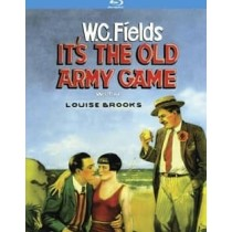 ITS THE OLD ARMY GAME (BLU-RAY 1926 SILENT B&W COLOR TINTING)