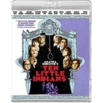 TEN LITTLE INDIANS (BLU-RAY 1974 WS 1.78)