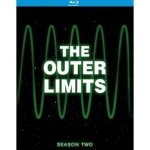 OUTER LIMITS-SEASON 2 (BLU-RAY 1964-65 37 EPISODES B&W FF 1.33 4 DISC)