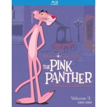 PINK PANTHER CARTOON COLLECTION-VO3 (1968-1969) (BLU-RAY FF 1.33)