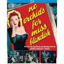 NO ORCHIDS FOR MISS BLANDISH-70TH ANNIVERSARY (BLU-RAY 1948 WS 2.35 B&W ENG