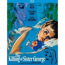 KILLING OF SISTER GEORGE (BLU-RAY 1968 WS 1.85 ENG-SUB)