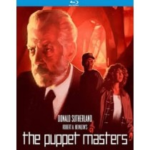 PUPPET MASTERS (BLU-RAY 1994 WS 2.35)
