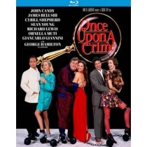 ONCE UPON A CRIME (BLU-RAY 1992 WS 1.85)