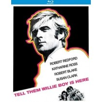 TELL THEM WILLIE BOY IS HERE (BLU-RAY 1969 WS 2.35)