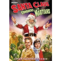 SANTA CLAUS CONQUERS THE MARTIANS-REMASTERED EDITION (DVD)