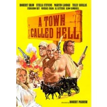 TOWN CALLED HELL (AKA TOWN CALLED BASTARD DVD 1971 WS 2.35)