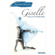 RUSSIAN BALLET-GISELLE (DVD 1991 FF 1.33)