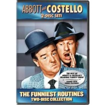 ABBOTT & COSTELLO-FUNNIEST ROUTINES 2 DISCS COLLECTION (DVD 2DISCS)