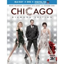 CHICAGO-DIAMOND EDITION (2 DISC COMBO BR DVD UV DIGITAL COPY)