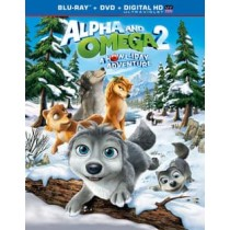 ALPHA & OMEGA-HOWL-IDAY ADVENTURE (BLU RAY DVD W DIGITAL HD) (WS ENG 5.1DD)