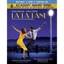 LA LA LAND (BLU RAY DVD W UV)