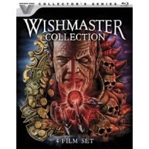 WISHMASTER COLLECTION (4FILMS) (BLU RAY) (WS ENG SP ENG ENG SDH 5.1DTS-HD)