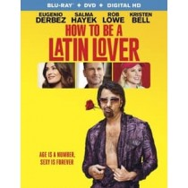 HOW TO BE A LATIN LOVER (BLU RAY/DVD W/DIGITAL HD) (WS/ENG/SP/SP SUB/5.1DD)