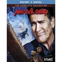 ASH VS EVIL DEAD SEASON 1-3 (BR W-DIGITAL)