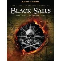 BLACK SAILS S1-S4 COLLECTION (BR W-DIGITAL)