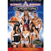 AMERICAN GLADIATORS ULTIMATE WORKOUT (DVD) (WS/ENG/2.0)-NLA!