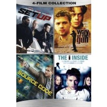 ACTION 4-FILM COLLECTION (DVD) (WS ENG ENG SDH 2.0 DOL DIG)