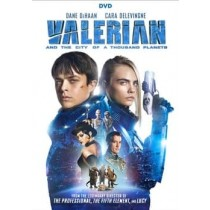VALERIAN & THE CITY OF A THOUSAND PLANETS (DVD) (WS/ENG/SP/SP SUB/ENG SDH/5