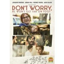 DONT WORRY HE WONT GET FAR ON FOOT (DVD)