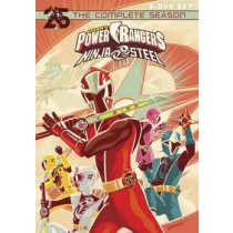 POWER RANGERS NINJA STEEL-COMPLETE SEASON (DVD)