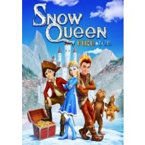 SNOW QUEEN 3-FIRE AND ICE (DVD)