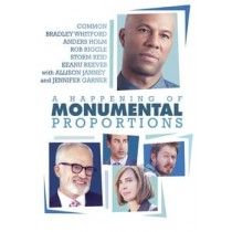 HAPPENING OF MONUMENTAL PROPORTIONS (DVD)