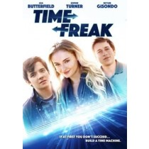 TIME FREAK (DVD) (ENG W SPAN-SUB)