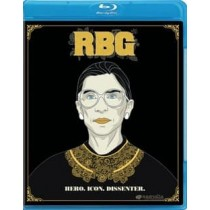 RBG (DOCUMENTARY) (BLU-RAY)
