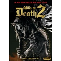 ABC'S OF DEATH 2 (DVD WS FS)