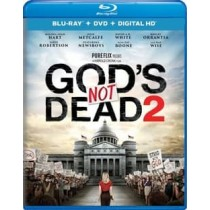 GODS NOT DEAD 2 (BLU RAY DVD W DIGITAL HD)