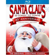 SANTA CLAUS IS COMING TO TOWN DELUXE EDITION (BLU-RAY)