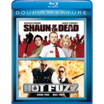 SHAUN OF THE DEAD HOT FUZZ 2PK (BLU RAY DOUBLE FEATURE 2DISCS)