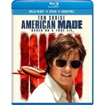 AMERICAN MADE (BLU RAY DVD W DIGITAL)
