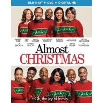 ALMOST CHRISTMAS (BLU RAY DVD W DIGITAL HD)