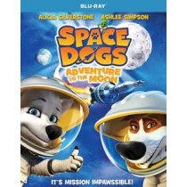 SPACE DOGS-ADVENTURE TO THE MOON (BLU RAY)                    NLA
