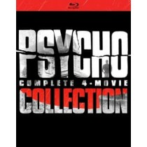 Psycho: The Complete 4-Movie Collection