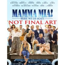 MAMMA MIA-HERE WE GO AGAIN COMBO (BLU-RAY DVD DIGITAL)