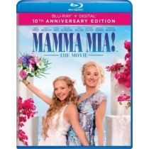 MAMMA MIA THE MOVIE-10TH ANNIVERSARY EDITION (BLU-RAY)