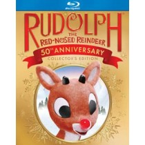RUDOLPH THE RED NOSED REINDEER DELUXE EDITION (BLU-RAY)