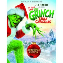 MC-HOW THE GRINCH STOLE CHRISTMAS (BLU-RAY DIGITAL) FANDANGO CASH FOR GRINC