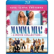 MAMMA MIA-2 MOVIE COLLECTION (BLU-RAY DIGITAL) SING-ALONG EDITION